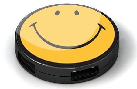 Le hub USB Smiley