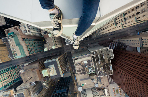 Rooftopping (c) Tom Ryaboi