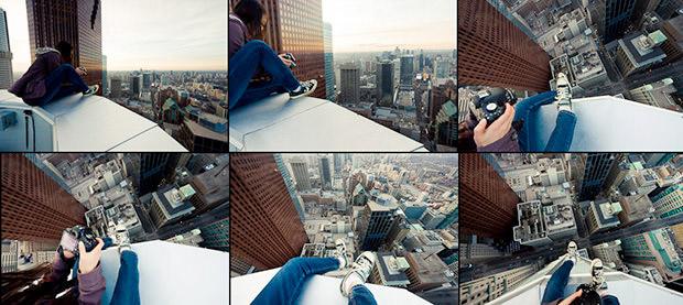 Rooftopping en pratique (c) Tom Ryaboi
