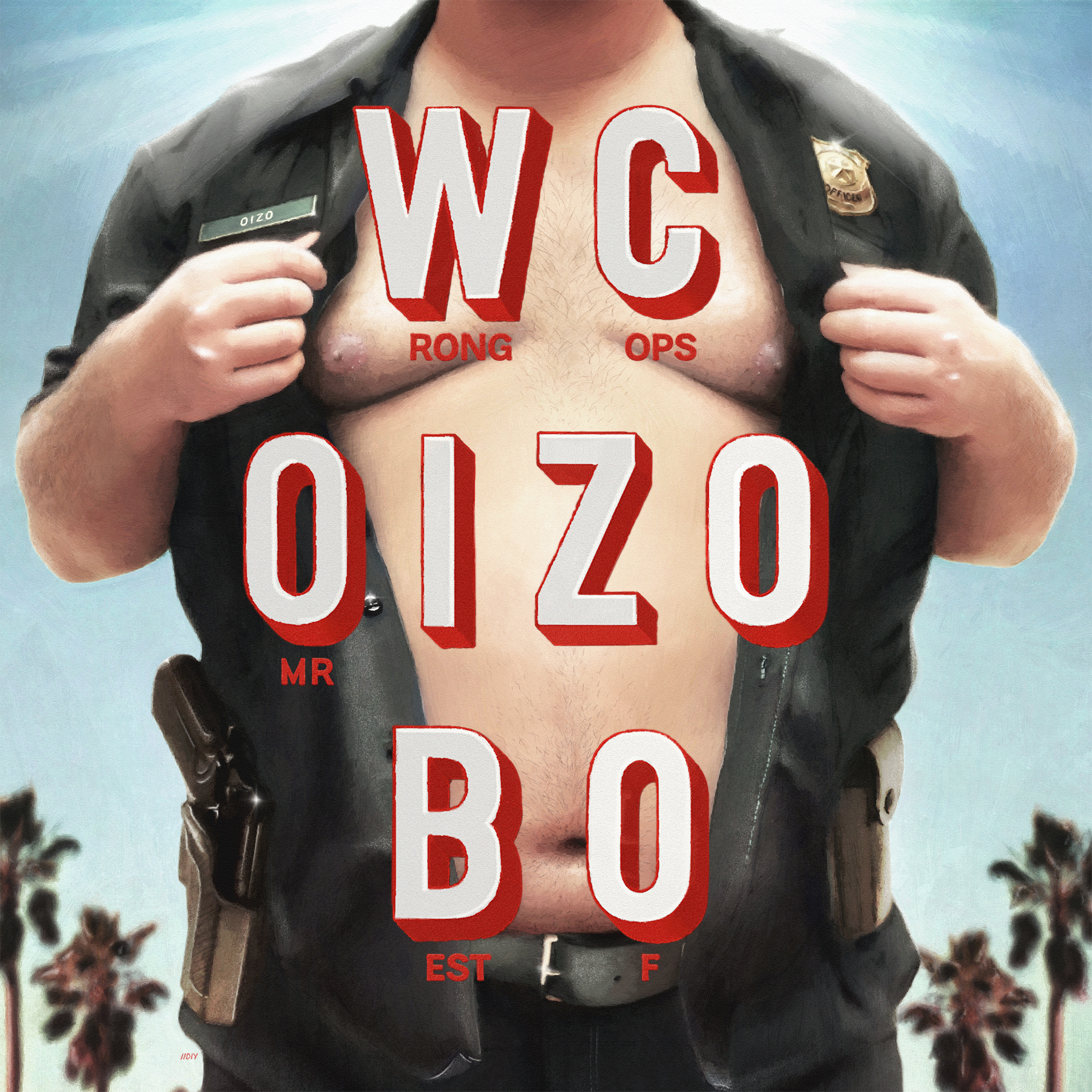Mr Oizo : son film, sa BO – Wrong Cops