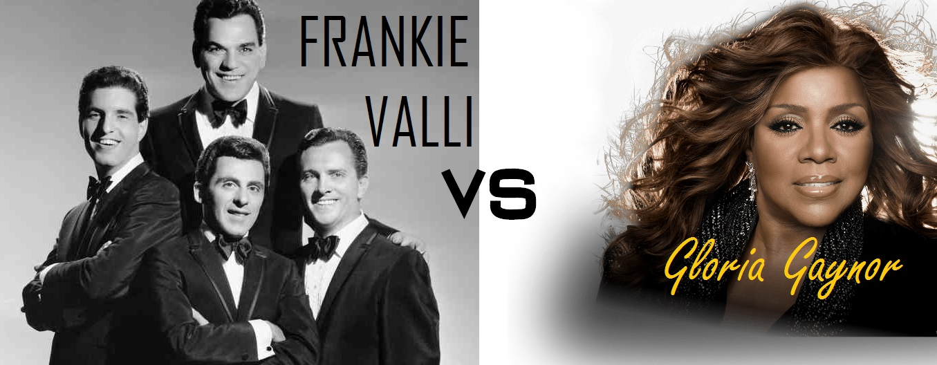 Frankie Valli VS Gloria